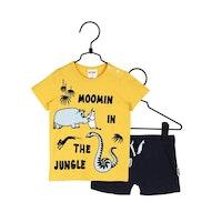 Mumin shorts set