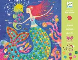Mosaiktavlor - The mermaids´ song