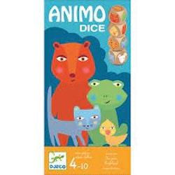 Animo Dices - tärningsspel