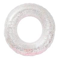 Uppblåsbar badring (Glitter)