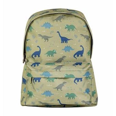 Ryggsäck Dinosaurs (Grön)