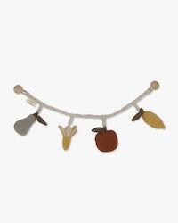 Konges Slöjd - Barnvagnshänge Fruit Pram Chain