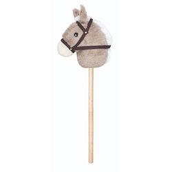 Käpphäst brun