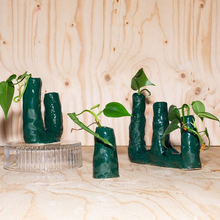 Sticklingsvas grön