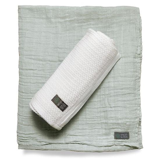 Filt Soft Grid + Muslin EKO 2-pack