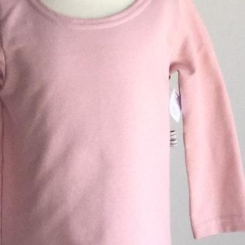 352 T-shirt Enfärgad rosa