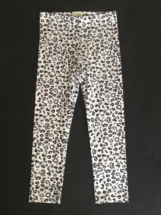 405 Tigermönstrad grå botten