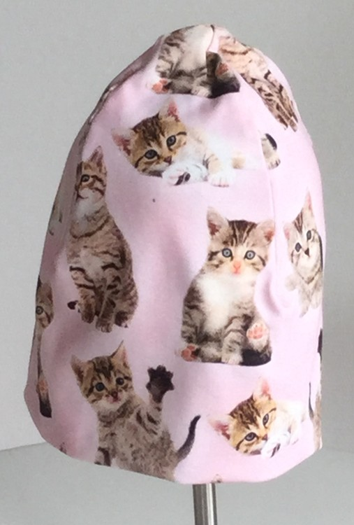 Katter rosa botten
