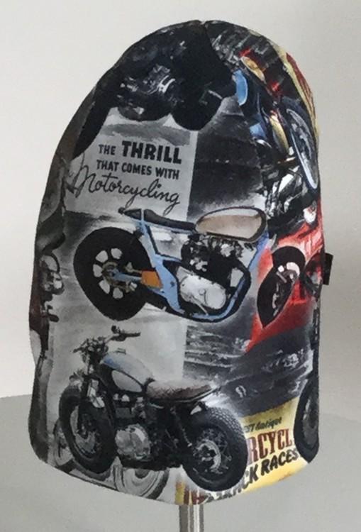 Motorcykel stor