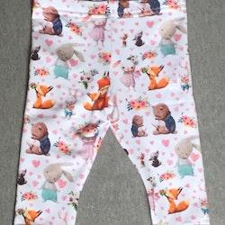 426 Leggings Mjukisdjur med hjärtan