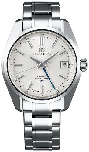 SBGJ201G GRAND SEIKO HI-BEAT GMT