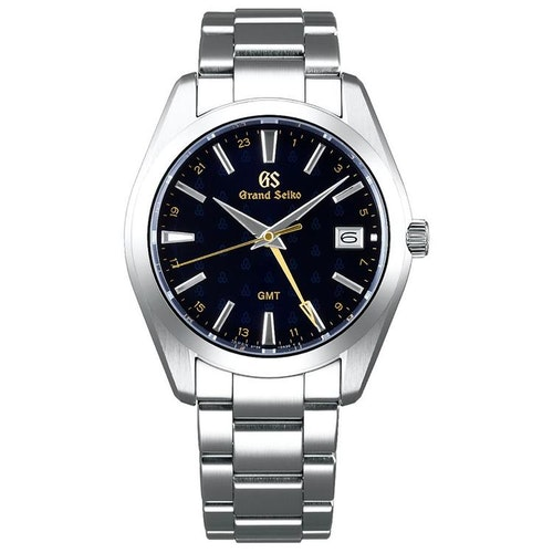 SBGN009G GRAND SEIKO 40MM QUARTZ GMT LIMITED EDITION