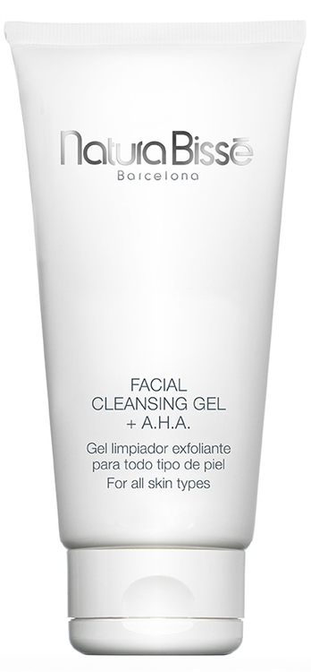 FACIAL CLEANSING GEL + AHA