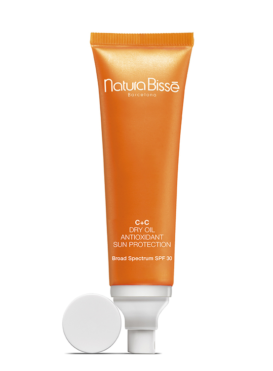 C+C DRY OIL ANTIOXIDANT SUN PROTECTION SPF30