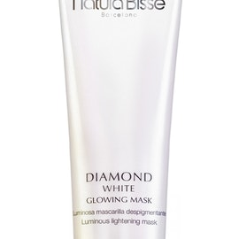 DIAMOND WHITE GLOWING MASK