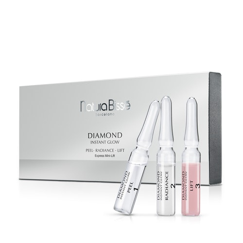 DIAMOND INSTANT GLOW  - 4 behandlingar