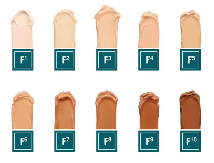 Esse Foundation Colour No. 6