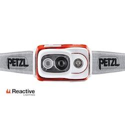 Petzl SWIFT RL Orange, 900 Lumen