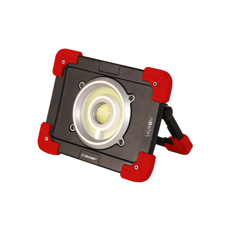 VELAMP Laddbar Arbetslampa LED 1200 Lumen