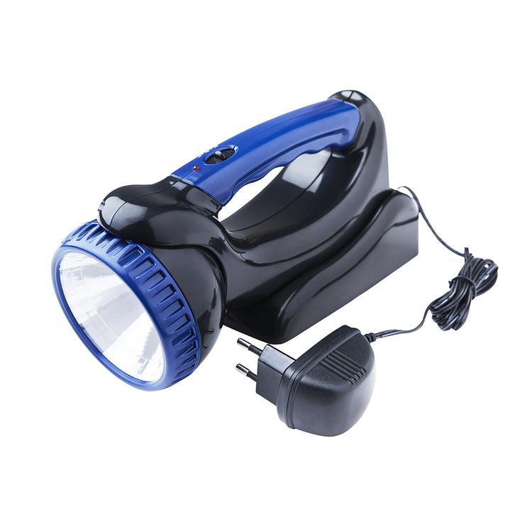 PTX Pro Laddbar handlampa 3 Watt LED, nödljusfunktion