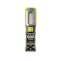 UNILITE IL-SIG1, Inspektion/Signallampa Laddbar, 600 LM