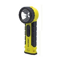 UNILITE Ficklampa ATEX-RA2 ZON 0, 350 LM 4AA