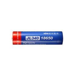 Niteye 18650 Li-Ion Batteri 3500 mAh 3,7V 2,6Wh