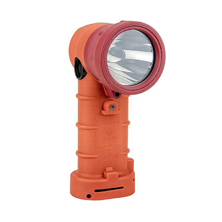 Breakthrough® BT2+ Orange Hybrid Right Angle Light