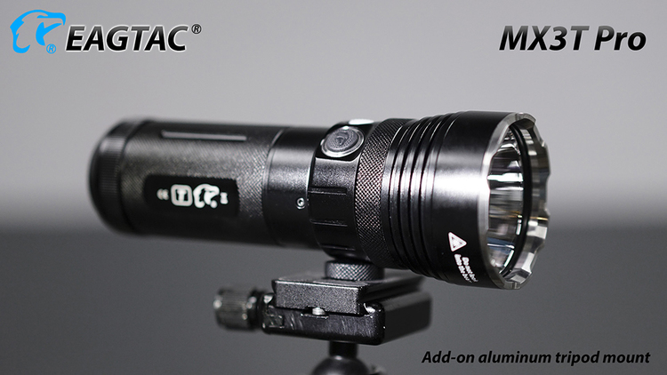 EAGTAC MX30T Pro 4850 Lumen