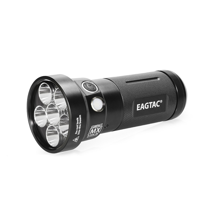 EAGTAC MX30L3CR 6 KIT, 6000 Lumen
