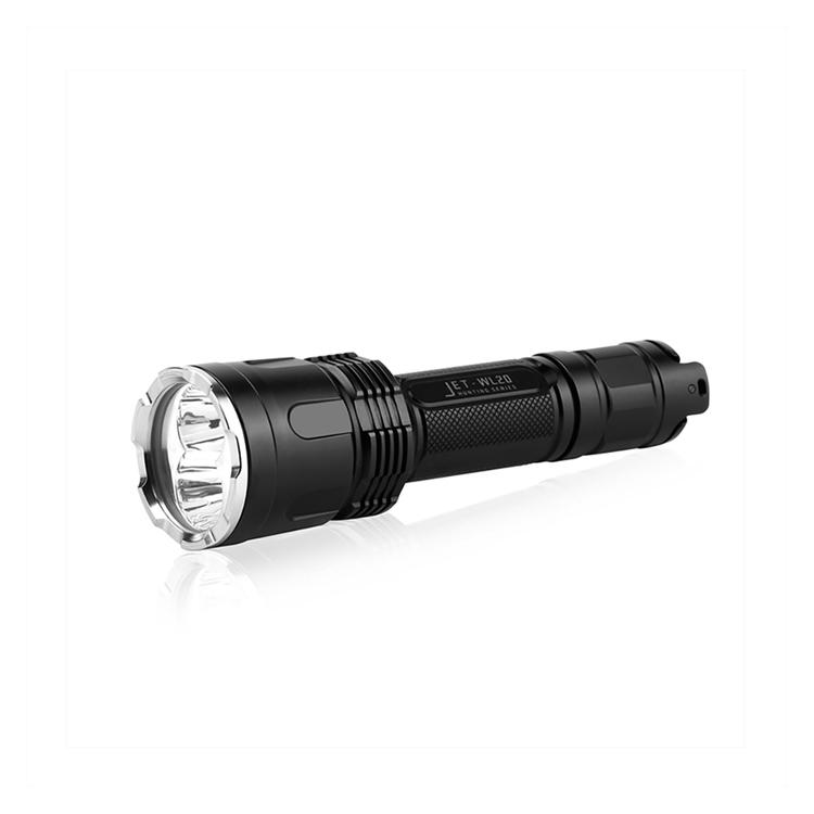 NITEYE Ficklampa/Eftersökslampa WL20, 1000 Lumen