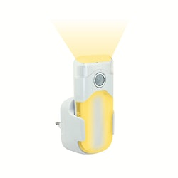 Nödljuslampa med sensor, 40 Lumen