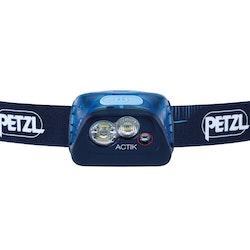 Petzl Actik Blå, 350 Lumen
