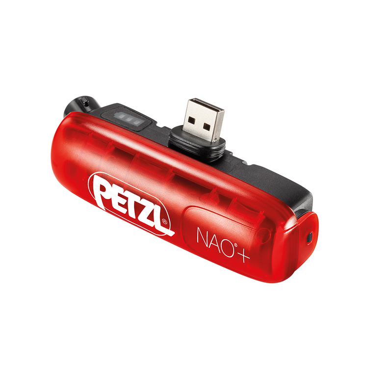 Petzl NAO+ Reactiv Lighting, 750 lumen