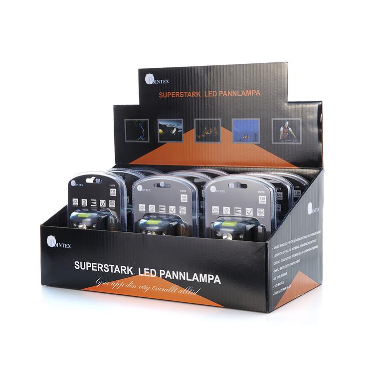PTX Pro 3AAA, 120 lumen