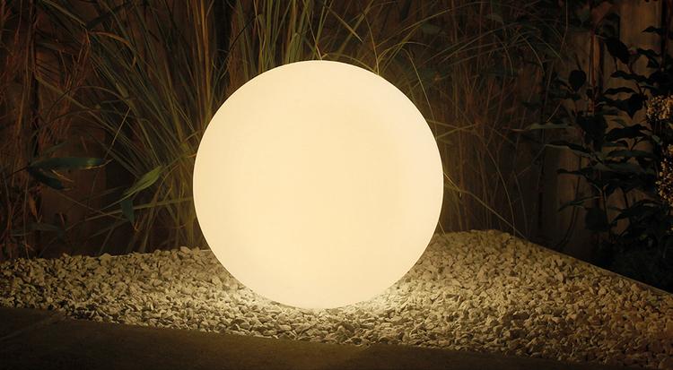 Velamp Solcellslampa Nova 30 cm