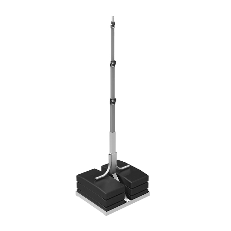 Construction Push Rod Stand, 4.3 - 5.5 m