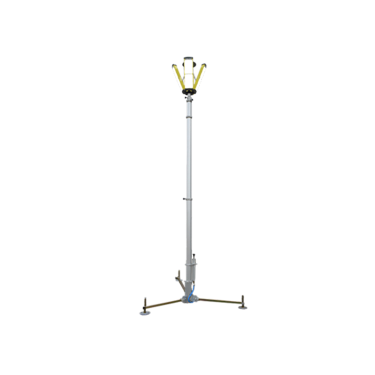 PNEUMATIC LIGHT MAST
