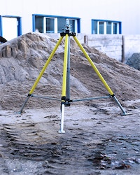 SETO TELESCOPE construction Site Tripod