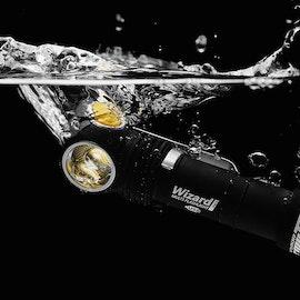 Armytek Wizard Pro Magnet USB laddning 2300 Lumen
