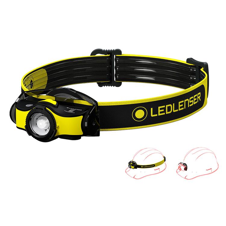 Led Lenser iH5R, 400 Lumen