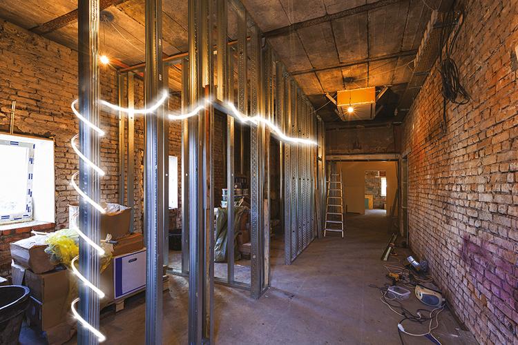 VELAMP Ljusslinga LED 250W, 25M, 25.000 Lumen