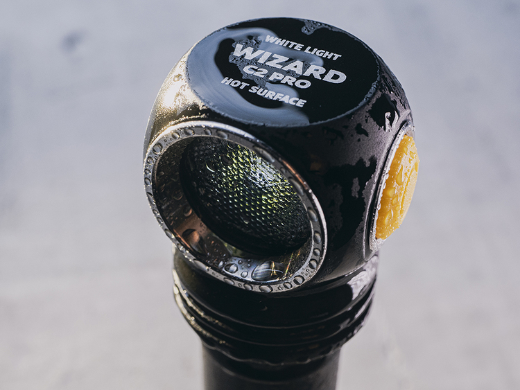 Armytek Wizard C2 Pro Magnet USB laddning 2500 Lumen