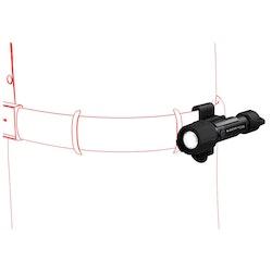 Led Lenser P5R WORK, 480 Lumen Fokus