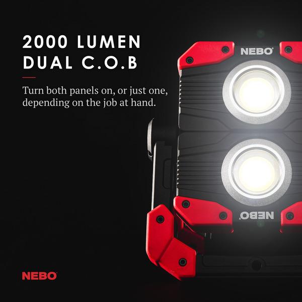 NEBO OMNI 2K 2000 Lumen