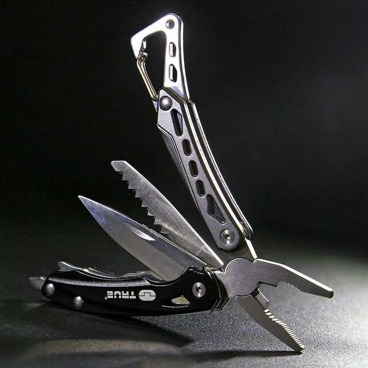 True Seven Multi Tool - 9 tools in 1