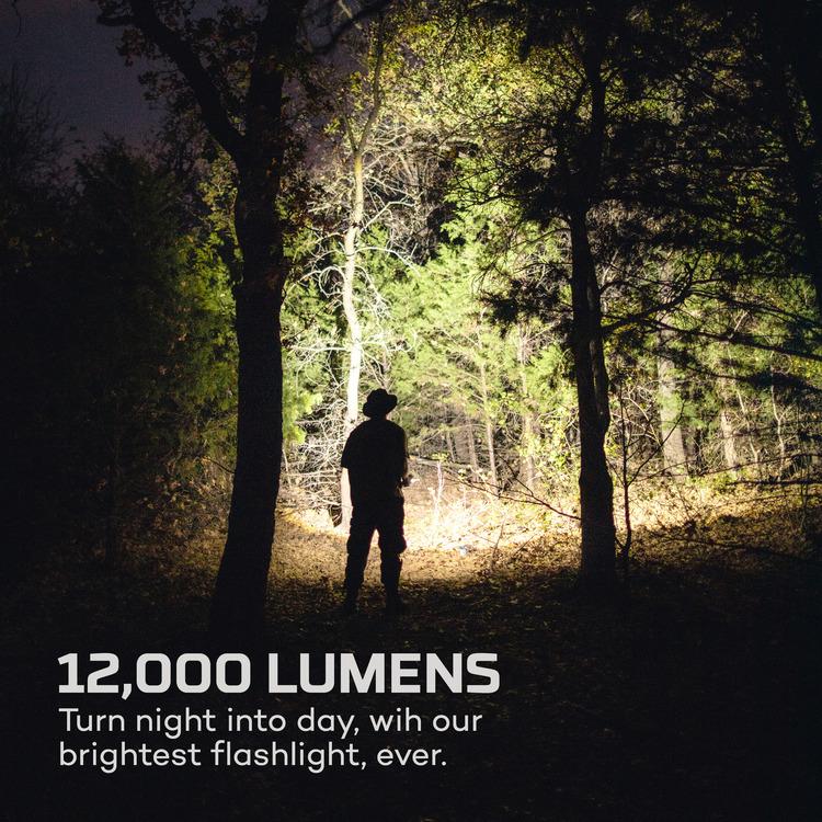 NEBO 12K, 12000 Lumen