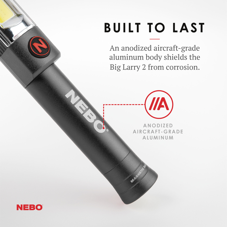 NEBO BIG LARRY 2, 500LM