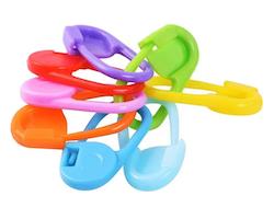 Stickmarkörer 10st. Välj mellan 8 olika färger eller blandat.