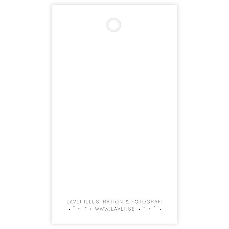 Litet kort - med kärlek